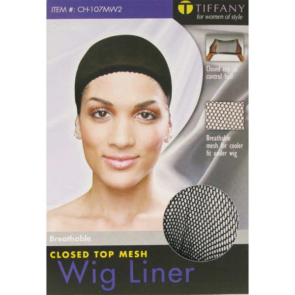 Tiffany Closed Top Mesh Wig Liner #CH107MW2