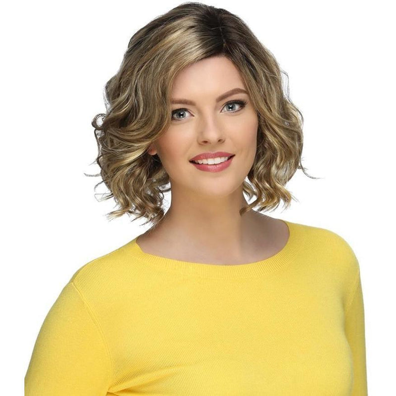 Estetica Designs Synthetic Front Lace Line Wig – Wren