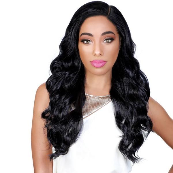 Zury Sis Premium Synthetic Royal Swiss Lace Front Wig - Etsy