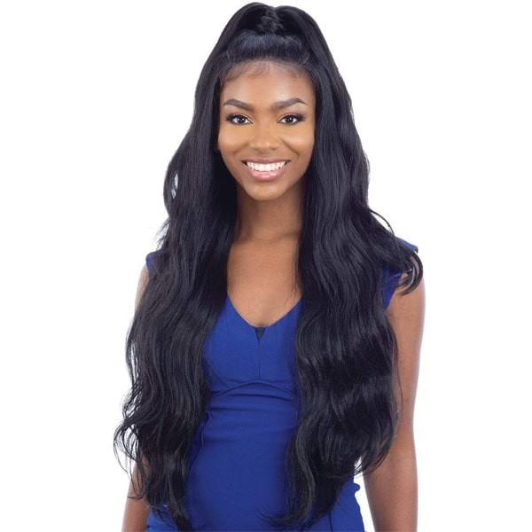 FreeTress Equal Synthetic Lace Front Wig – Freedom Part Lace 901