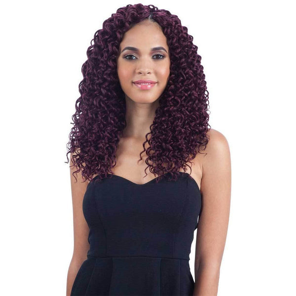 FreeTress Braids – Beach Curl 12""