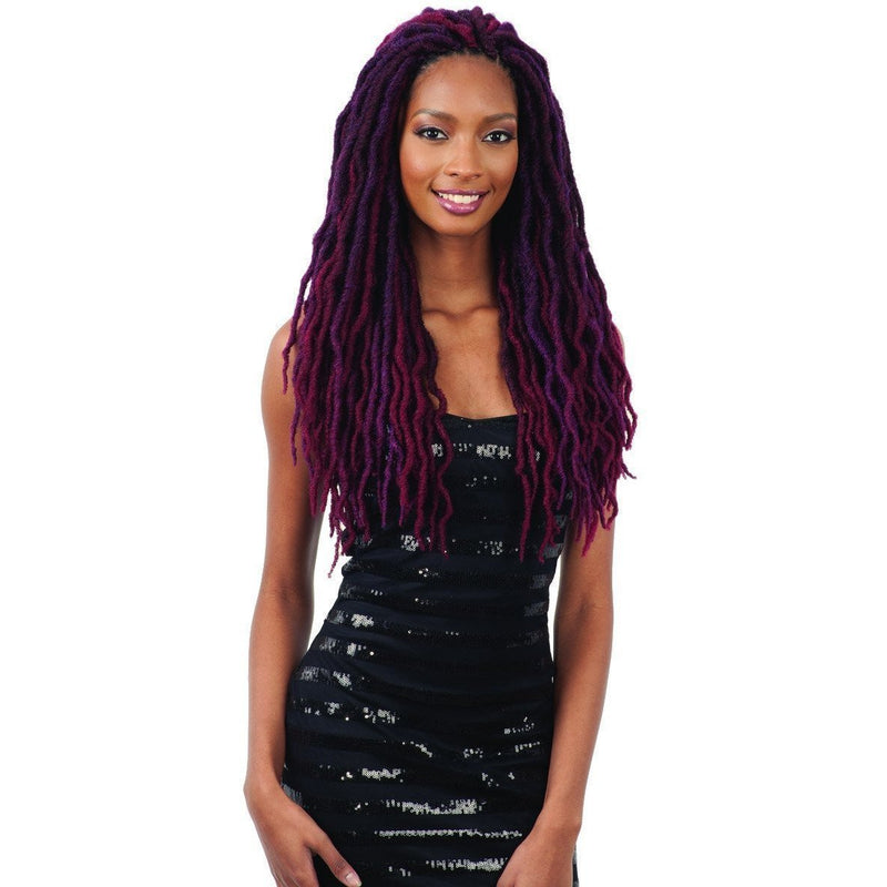 FreeTress Braids – 2x Bo Loc 18""