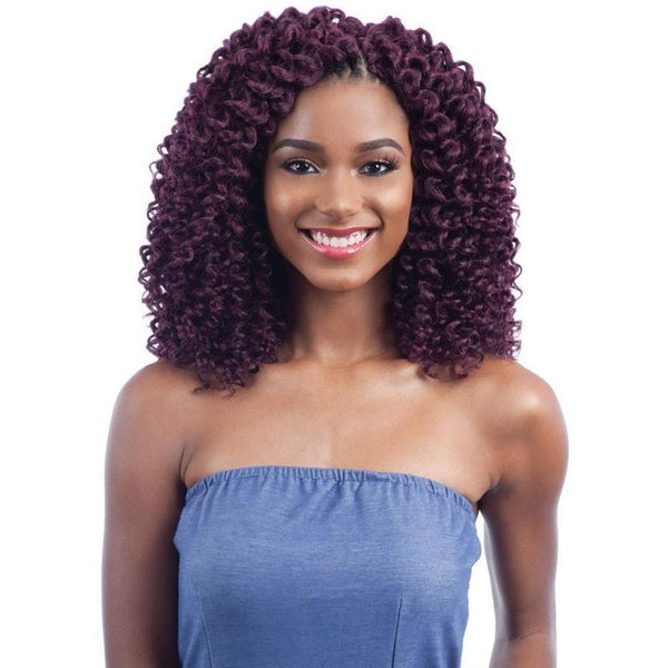 FreeTress Synthetic Braids 2x – Soft Baby Curl