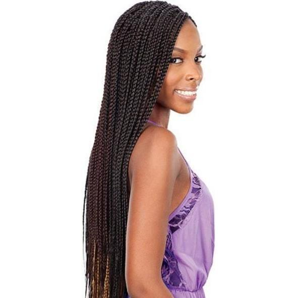 FreeTress Braids – Box Braid Large
