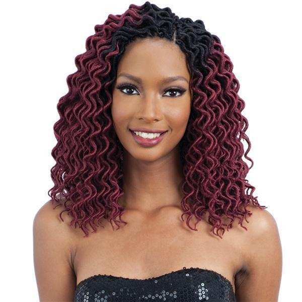 FreeTress Braids – Curly Faux Loc (Small)