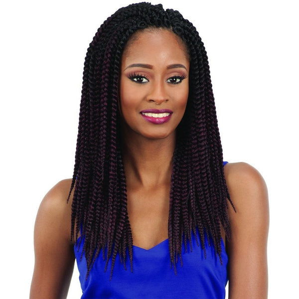 FreeTress Synthetic Braids – Large Box Braid 14""