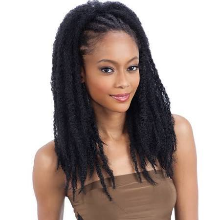 FreeTress Equal Drawstring Ponytail – Jamaican Twist Girl