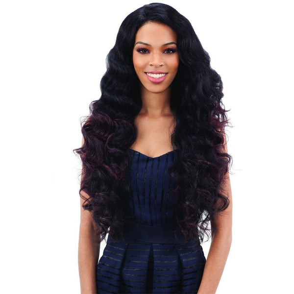 FreeTress Synthetic Equal Invisible L Part Wig – Letty