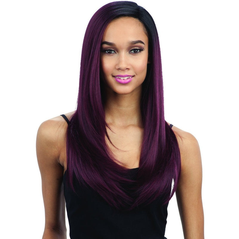 FreeTress Equal Synthetic Lace Front Wig – Freedom Part 201