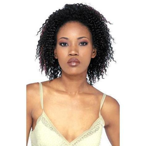 Freetress Synthetic Fullcap Drawstring Half Wig - Jamaican Girl