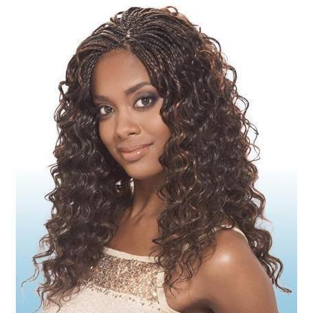 FreeTress Braids – Cozy Deep 20""
