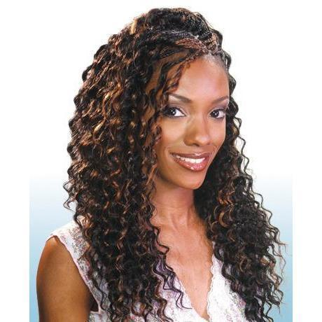FreeTress Braids – Deep Twist 22""