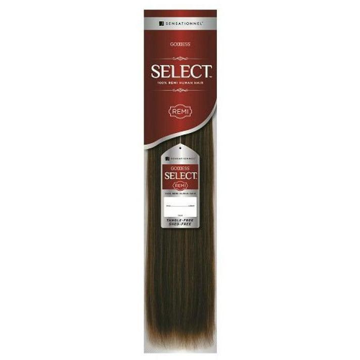 Sensationnel Goddess Select Remi Weave – New Yaki