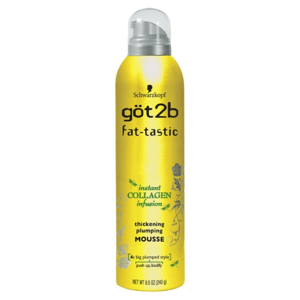 got2b Fat-Tastic Thickening Plumping Mousse 8.5 OZ