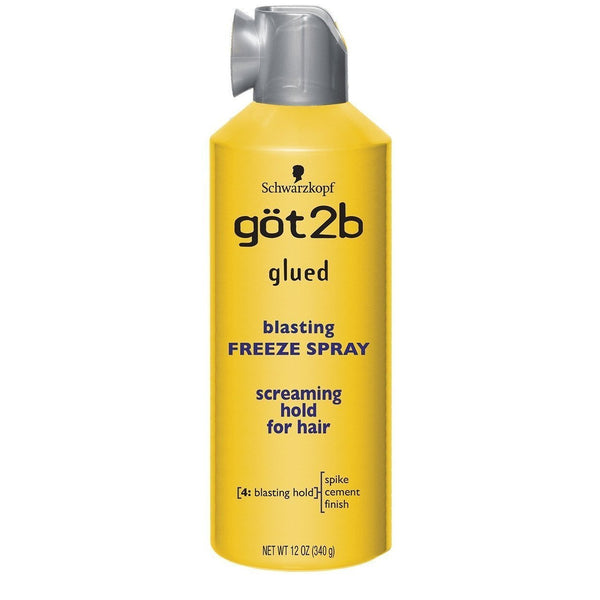 got2b Glued Blasting Freeze Spray 12 OZ
