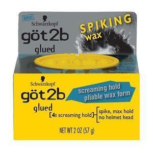 got2b Glued Spiking Wax 2 OZ