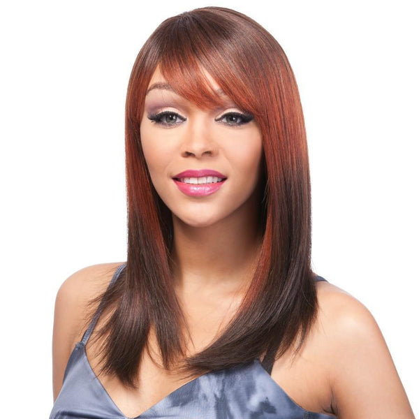It's A Cap Weave! Human Hair Wig – HH Yaki 1214