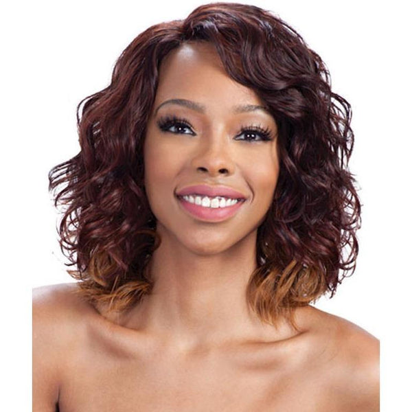 Model Model Deep Invisible L-Part Synthetic Lace Front Wig – Honey Meadow