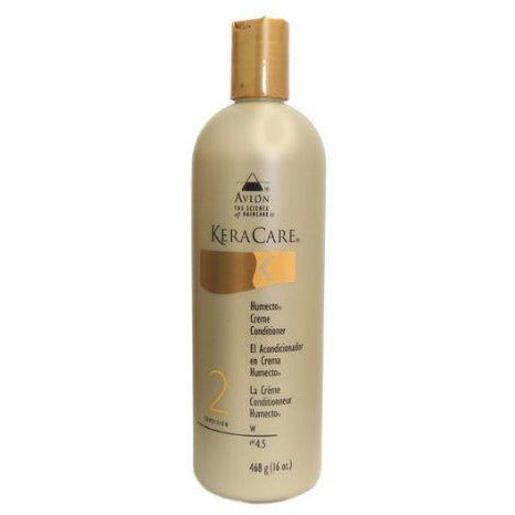 KeraCare Humecto Creme Conditioner 16 OZ