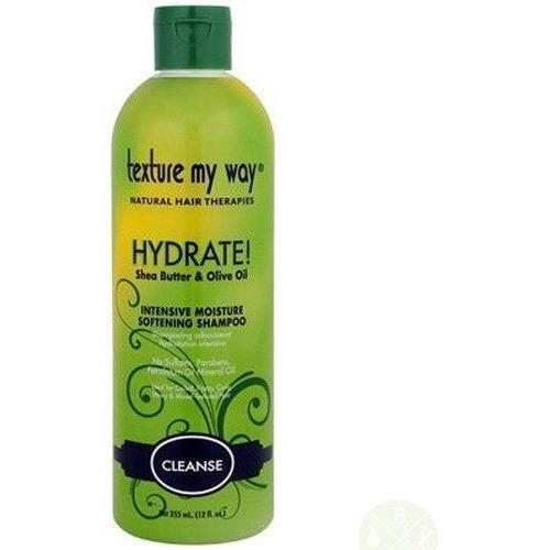 Texture My Way Hydrate Intensive Moisture Softening Shampoo 12 OZ