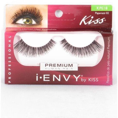 Kiss i-ENVY Lashes Paparazzi 02 KPE18