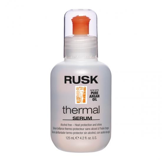 Rusk Thermal Serum with Argan Oil 4.2 OZ