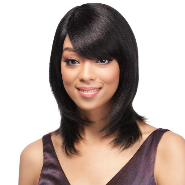 It's A Wig! Indian Super Natural Remi Wig – Kerry