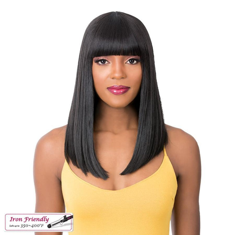 It's A Wig! Quality 2020 Synthetic Wig – Q Atlanta