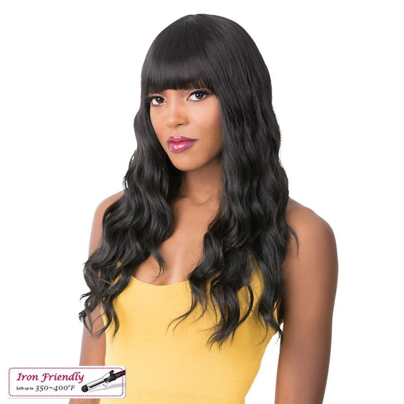 It's A Wig! Quality 2020 Synthetic Wig – Q Mariella