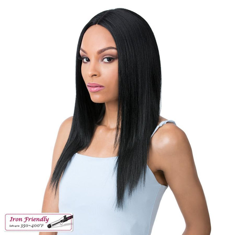 It's A Wig! Weave Wig 2020 Synthetic Wig – Part Yaki 20