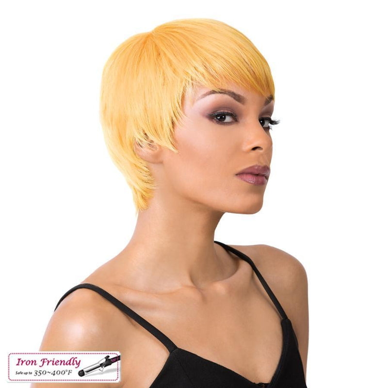 It's A Wig! Iron Friendly Synthetic Wig – Chicago