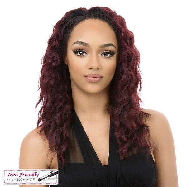 It's A Half Wig! Synthetic Wig – Dominican Girl