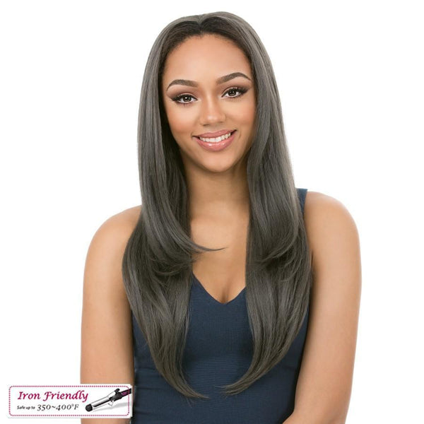 It's A Half Wig! Synthetic Wig – London Girl