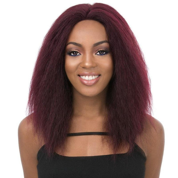 It's A Wig! Remi Human Hair Full Lace Wig – Mocha
