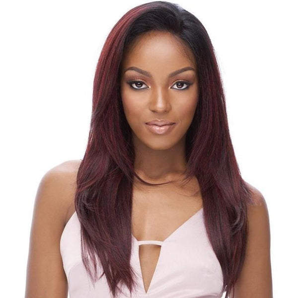It's A Wig! Human Hair Blend 360 All-Round Deep Lace Wig – Endless