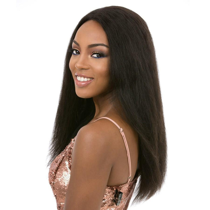 It's A Wig! Salon Remi 100% Human Hair Swiss Lace Front Wig – HH Aroah