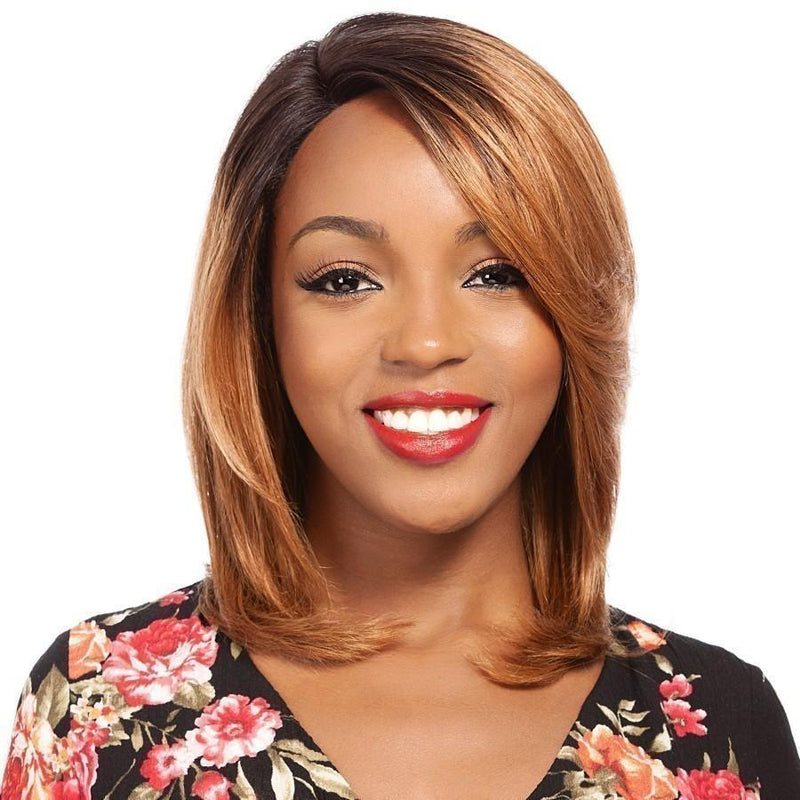 It's A Wig! Salon Remi 100% Human Hair Swiss Lace Front Wig – HH Tremoto