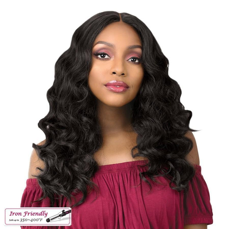 It's A Wig! Synthetic Wig – Laila