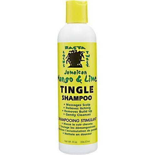Jamaican Mango & Lime Tingle Shampoo 8 OZ