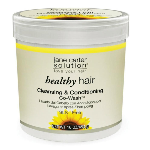 Jane Carter Solution Healthy Hair Cleansing & Conditioning Co-Wash 16 OZ