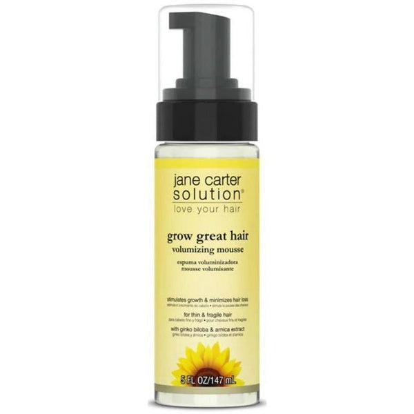 Jane Carter Solution Grow Great Hair Volumizing Mousse 5 OZ