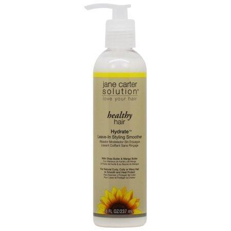 Jane Carter Solution Healthy Hair Hydrate Leave-In Styling Smoother 8 OZ