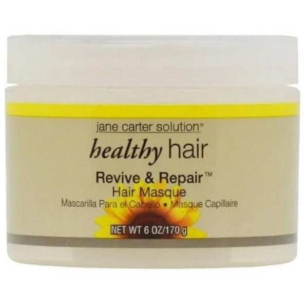 Jane Carter Solution Healthy Hair Revive & Repair Hair Masque 6 OZ