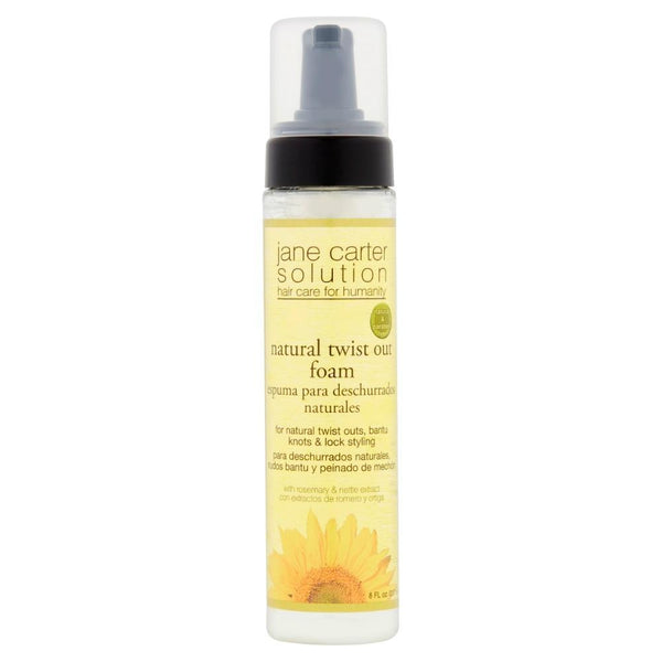 Jane Carter Solution Natural Twist-Out Foam 8 OZ