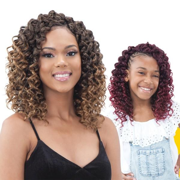 FreeTress Braids - Gogo Curl JR