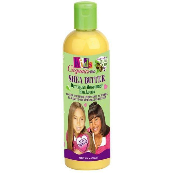 Africa's Best Kids Organics Shea Butter Moisturizing Hair Lotion 12 oz
