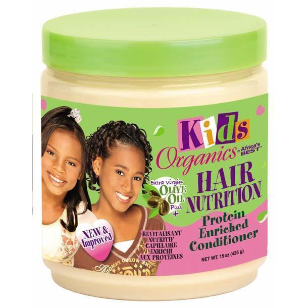 Africa's Best Kids Organics Hair Nutrition Protein Conditioner 15 oz