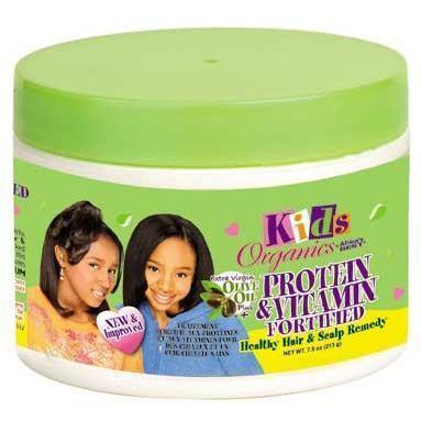 Africa's Best Kids Organics Protein & Vitamin Fortified Hair & Scalp Remedy 7.5 oz