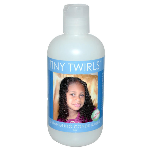 Kinky-Curly Tiny Twirls Detangling Conditioner 8 oz