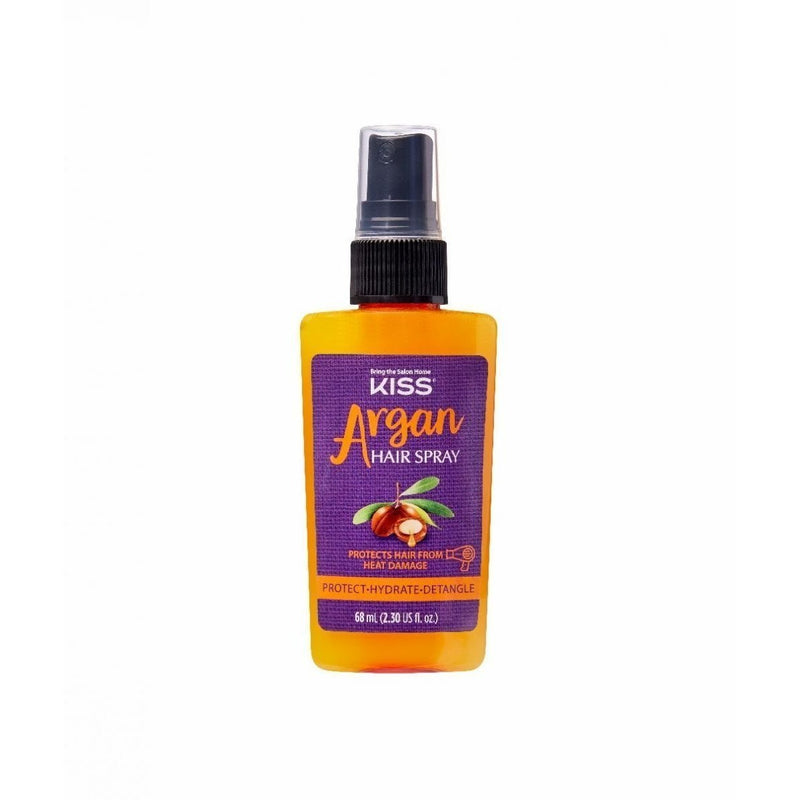 Kiss Argan Hair Spray 2.3 OZ